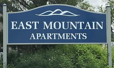 Community Signage, East Mountain Apartments, 0