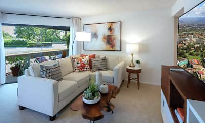 Living Room, Cross Creek, 1