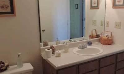 Bathroom, Sycamore Springs Apartments, 2