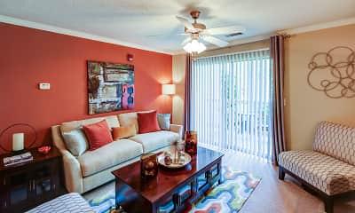 Living Room, Bell Walker's Crossing, 1