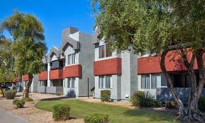 Building, Vista Valley, 1