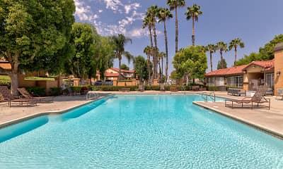 Pool, Brookwood Villas, 0