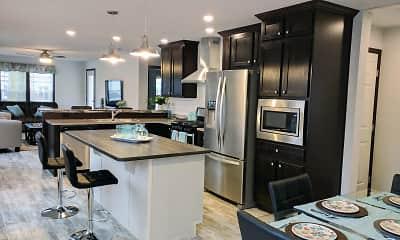 Kitchen, Meadowbrook Estates, 2