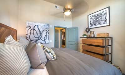 Living Room, The Nexus Lakeside Apartments, 2