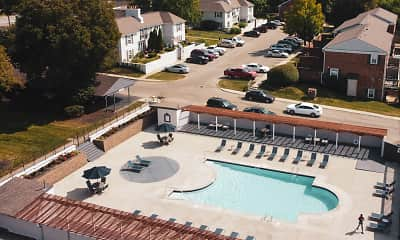 Pool, Georgetown Of Kettering, 1
