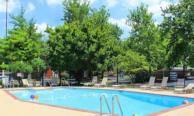 Pool, Lenox, 1