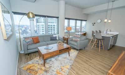 Living Room, Nico, 1
