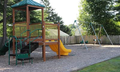 Playground, Pine Grove Apartments, 0