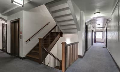Foyer, Entryway, Southmoor, 2