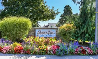 Community Signage, Prairie View Apartment Homes, 1