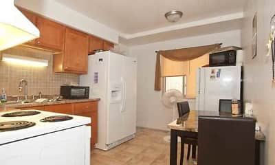 Kitchen, 4800 Carol Street, 1
