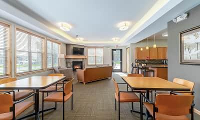 Dining Room, Crosswinds, 1
