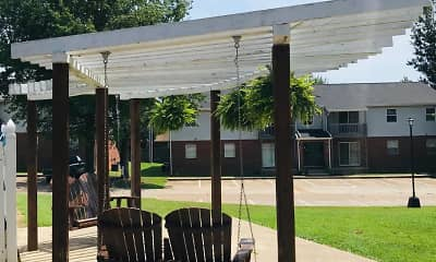 Recreation Area, Seven Oaks Apartments, 1