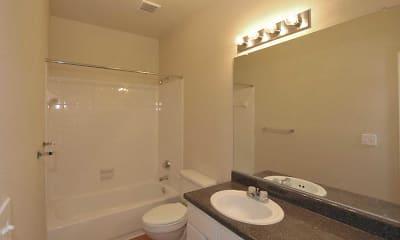 Bathroom, Creek Crossing, 2