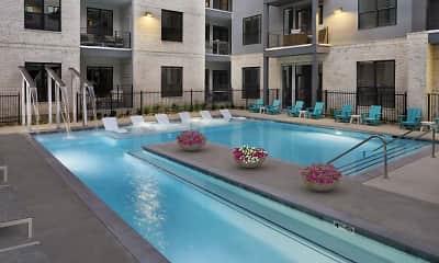 Pool, Camden RiNo, 2