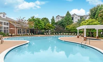 Pool, Riverstone at Owings Mills, 0