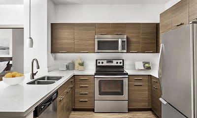 Kitchen, Camden Tempe, 1