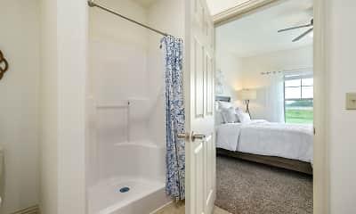 Bathroom, Ingram Mill Villas 55+, 2