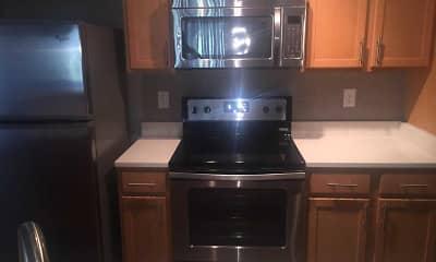 Kitchen, Dakota Ridge, 2