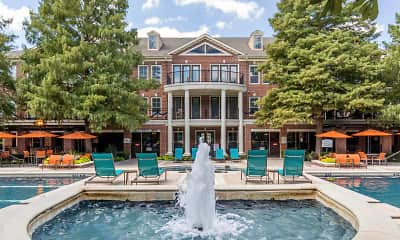 Pool, The Lincoln at Towne Square Apartments, 0