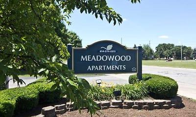 Community Signage, Meadowood, 2