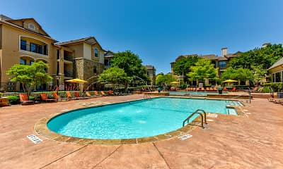 Pool, Austin City Lights, 0