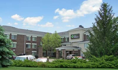 Building, Furnished Studio - Minneapolis - Eden Prairie - Technology Drive, 0