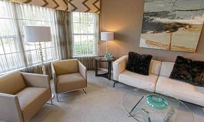Living Room, Highlands at Westwood, 1