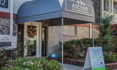 Community Signage, Ascend at Savannah, 2