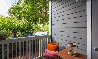 Patio / Deck, Waterford Creek, 2