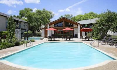 Pool, Pebble Creek, 1