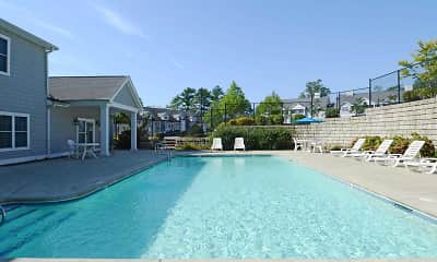 Pool, Ledgewood Commons, 2
