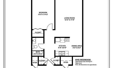 Central Village Apartments, 0