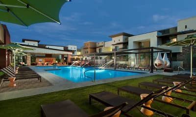 Pool, Vive Apartments, 2