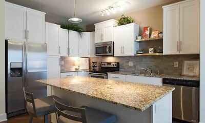 Kitchen, The Boulders, 1