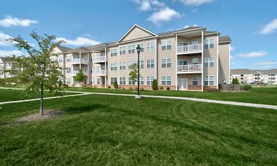 Building, Leander Lakes Luxury Apartment Homes, 1