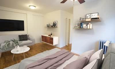 Bedroom, Woodlawn Terrace, 1