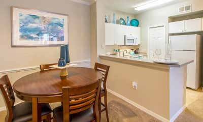 Kitchen, Tuscany Place Apartments, 2