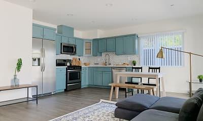 Kitchen, The Magnolia, 0