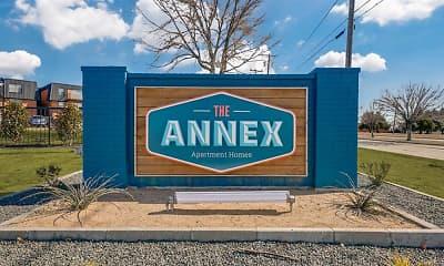 Community Signage, Annex, 0