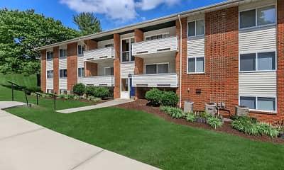 Building, Windsor Hills, 0