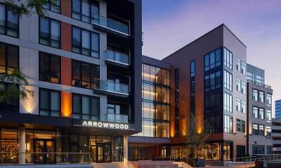 Building, Arrowwood, 1