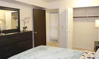 Bedroom, West Wind, 2