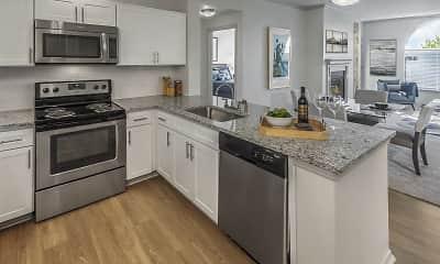 Kitchen, Camden Interlocken, 1