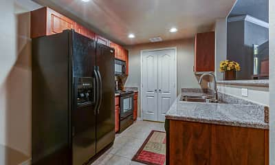 Kitchen, Superstition Canyon, 1