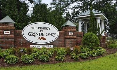 Community Signage, Preserve At Grande Oaks, 2