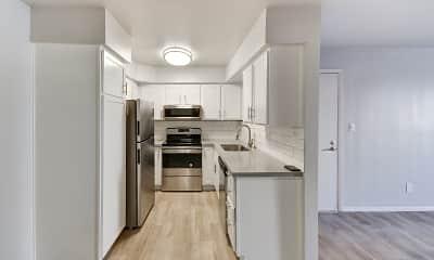 Kitchen, Broadway Vista, 1