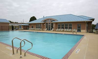 Pool, Summit Ridge, 1