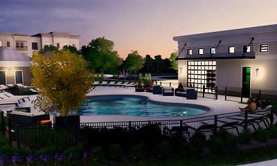 Pool, Beulah Place, 2