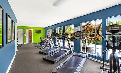 Fitness Weight Room, Turtle Lake, 0